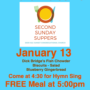 January Second Sunday Supper